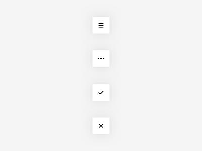 Icon Set sketch day55 dailyui icon icon set