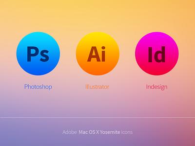 Icons icons fresh