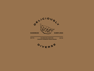 Deliciously Diverse food delicious celebration shirt apron badge kitchen craft handmade