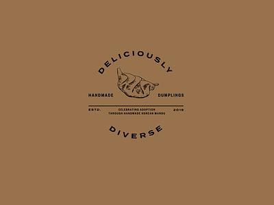 Deliciously Diverse food delicious celebration shirt apron badge kitchen craft handmade