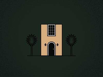 H house window lantern door palm palmetto charleston historic 36daysoftype h