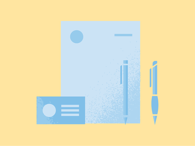 Stationery Stuff card business paper pen stationery