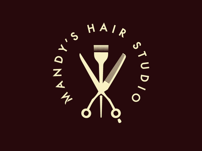 Mandy's Hair - Part Two trim shave scissors salon razor mandy brush hair cut barber