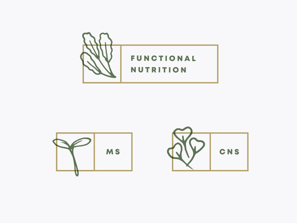 Functional icons