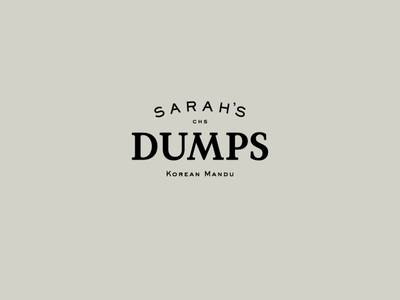 Sarah's Dumps mind korea dumpling sarah charleston