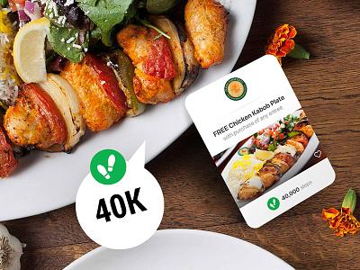 Fit For Bucks Promo - Panini social media uxui app design graphic design