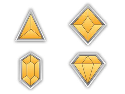 Gems 1/4