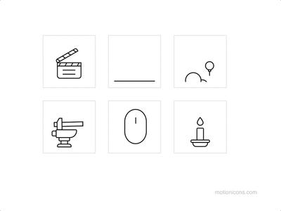 Motion Icons v1.3.0! 🎉