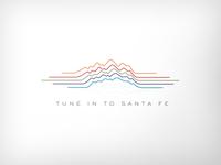 Tune In To Santa Fe (Reject)