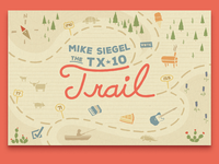 Mike Siegel - The TX-10 Trail