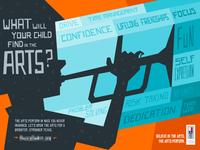 Arts Education Campaign (Unused)