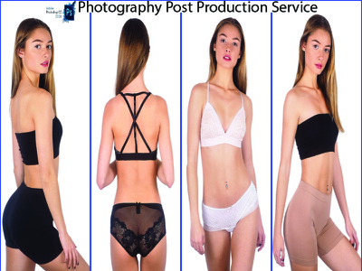 Photography post production service