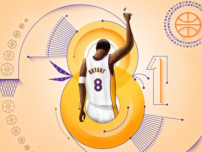 Kobe 81 lakers sport basketball nba kobe