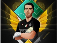 Buffon Hi5troy Juve