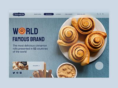 Landing Page Design ux design ui