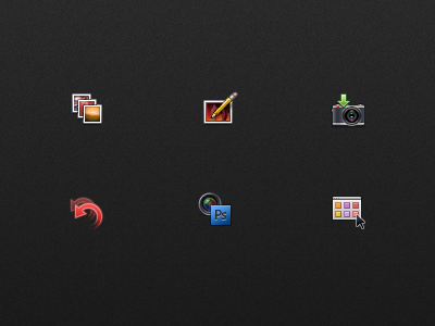 Flare for Mac Icons