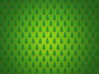 Christmas forest ipad