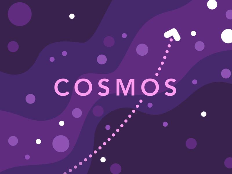 Cosmos dribbble