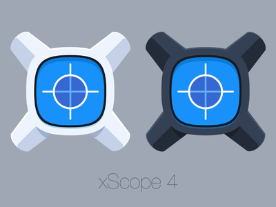 xScope 4 for Mac - Icon Concepts
