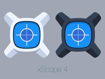 xScope 4 for Mac - Icon Concepts xscope iconfactory mac app desktop tool utility developer