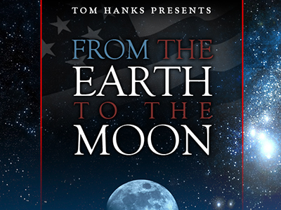Album Art - From the Earth to the Moon  tv hbo nasa itunes space earth moon patriotic