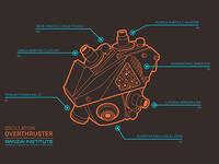 Overthruster T-Shirt