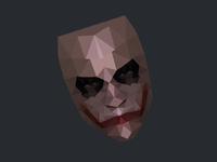 Low Poly Joker