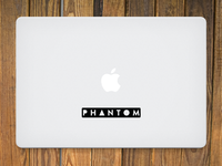 Phantom Transfer Sticker