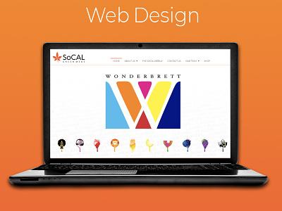 How I Built A Cannabis Website web development graphic design website vector ui copywriting wordpress web design photoshop ecommerce design cannabis