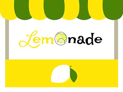 Lemonade rebond branding minimal illustration design typography logo