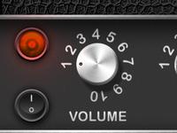 Simplifier Guitar Amp Modeller UI