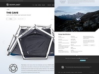 "Heimplanet ""The Cave"""