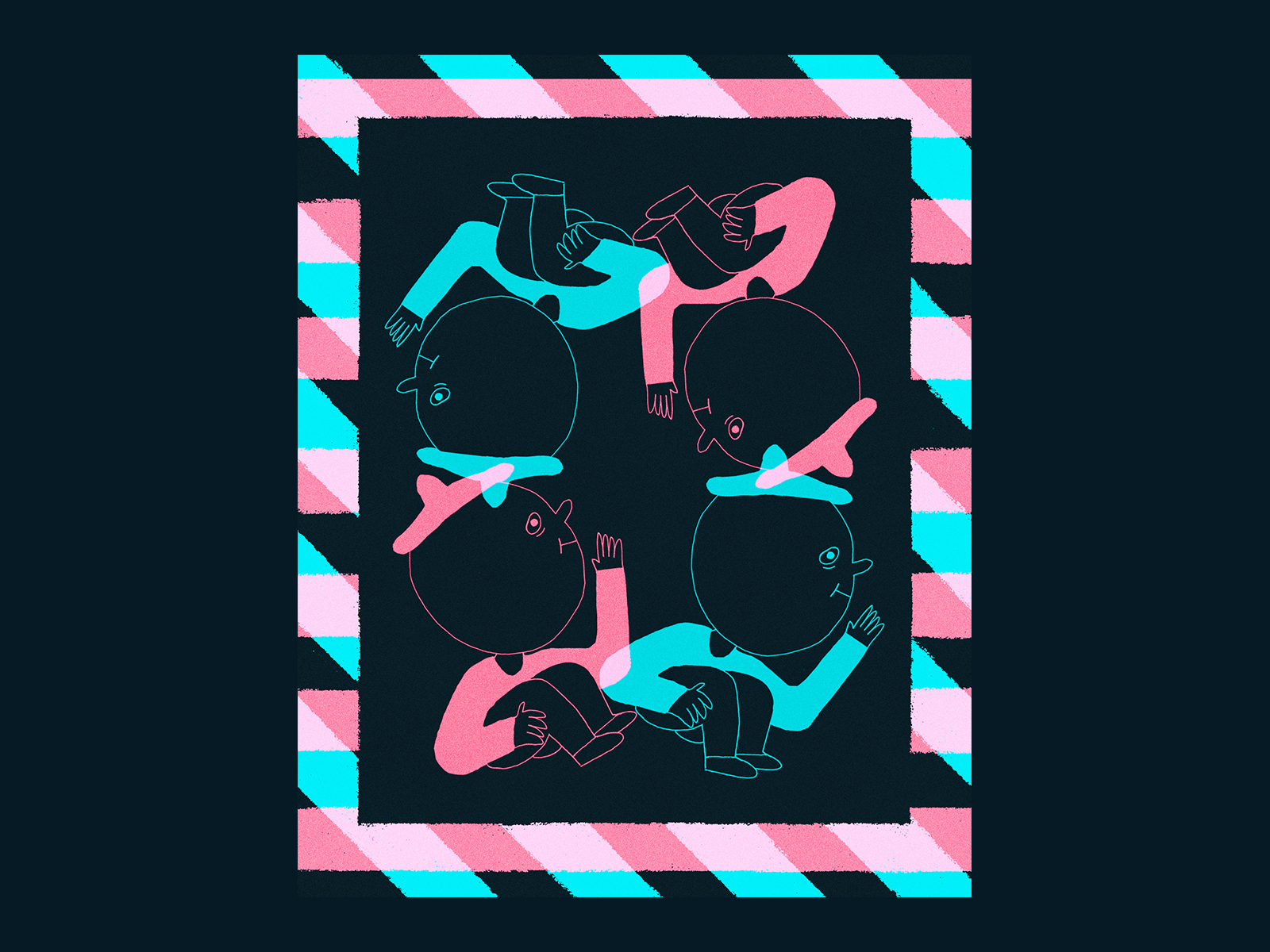 Small illustration