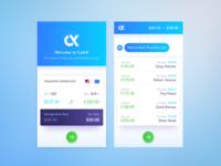 CashX - Currency Exchange app