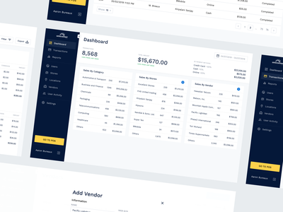 Bill Payments Web App