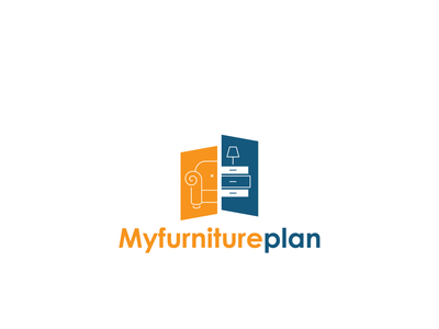Myfurnitureplan Logo myfurnitureplan.com- branding logo graphic design