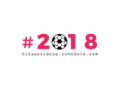 World Cup Schedule 2018