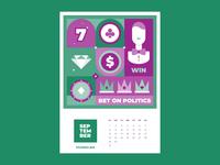 Calendar for Vivaro | September