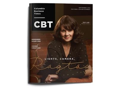 CBT Rebrand • September 2016 logo identity redesign publishing layout typography type magazine editorial columbia business times cbt publication