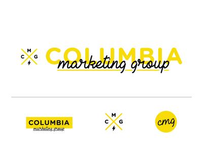 Reject II - CMG Logo cmg missouri agency columbia marketing identity logo branding reject