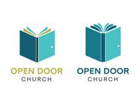 Open Door Church Logo - Rejects