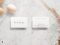Nina cards