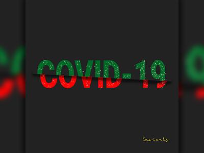 COVID-19 Poster adobe illustrator vaccine virus socialmedia social media social covid t-shirt covid-19