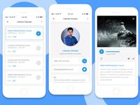 Digital Marketing users apps design