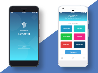 Work In Progress (Payment app) ux ui interface wip payment app