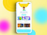 User Profile app Exploration!