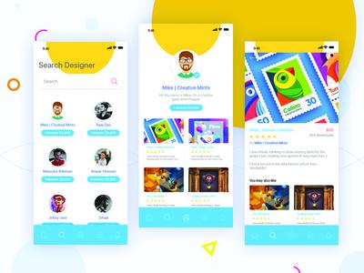 Snap 2-User Profile app Exploration!
