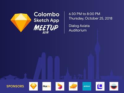 Colombo Sketch App Meetup 2018 sketchmeetup meetup design sketch sketchapp colombo