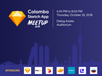 Colombo Sketch App Meetup 2018