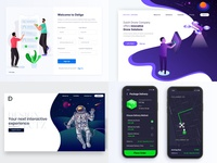#Top4Shots 2018 minimal 2019 uxdesign ui ux top4shots